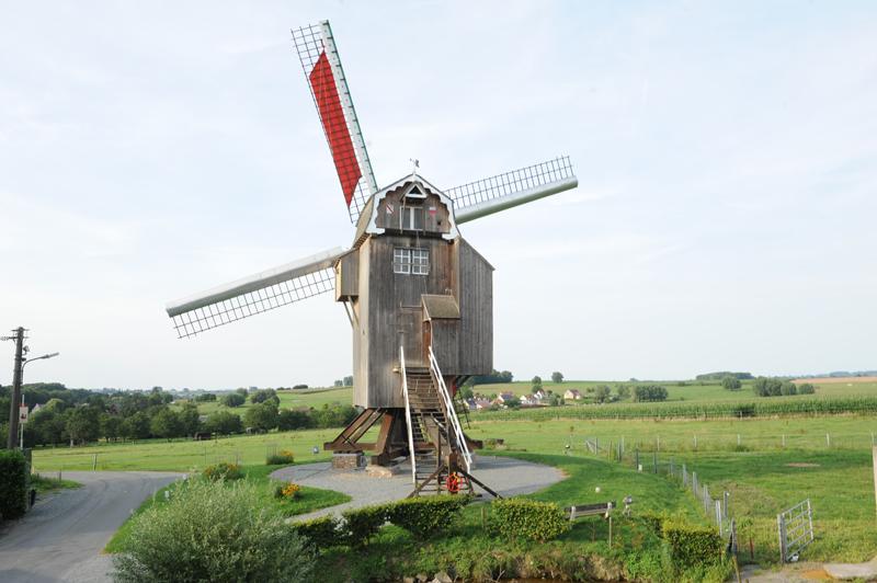 Moulin de Moulbaix Historique